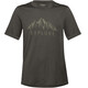 Bergans Explore Wool Tee Men Seaweed/Khaki Green